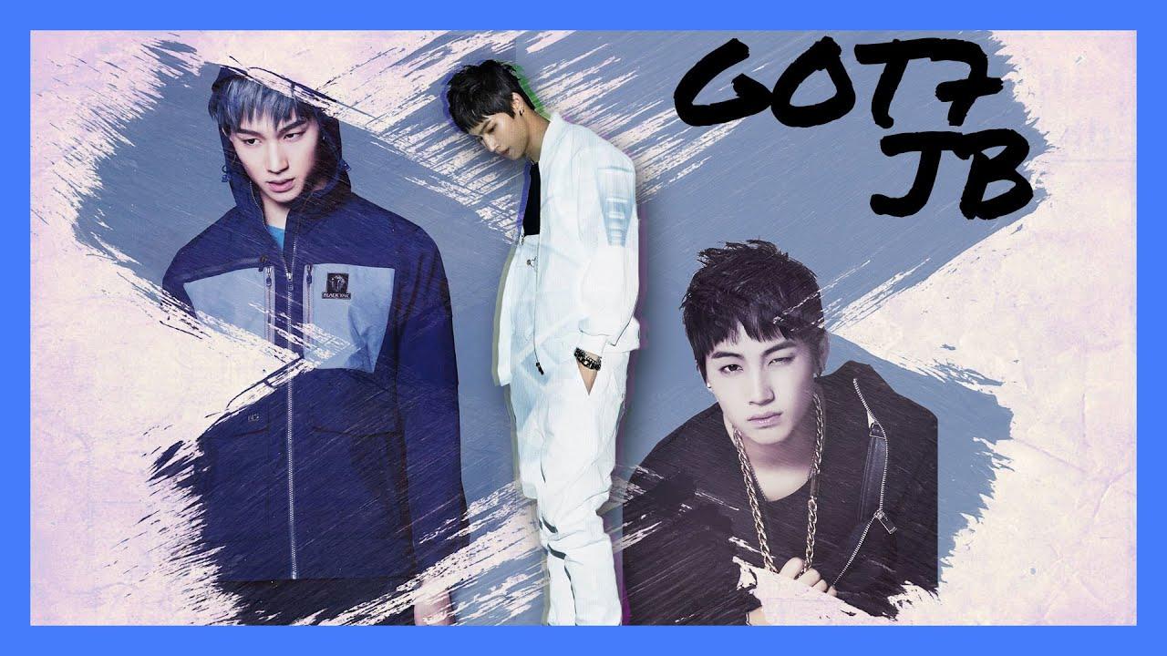 SpeedArt / Kpop Edit Got7-Identity JB (Im Jaebum ...