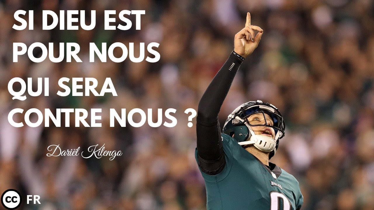 LA FOI EN DIEU (PHILADEPHIA EAGLES SUPER BOWL)  | MOTIVATION 2018