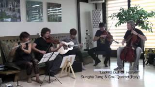 Special Collaboration: Locked Out Of Heaven (Sungha Jung & Gnu Quartet)