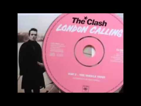 The Clash Vaniila Tapes   London Calling Demos HQ  Only
