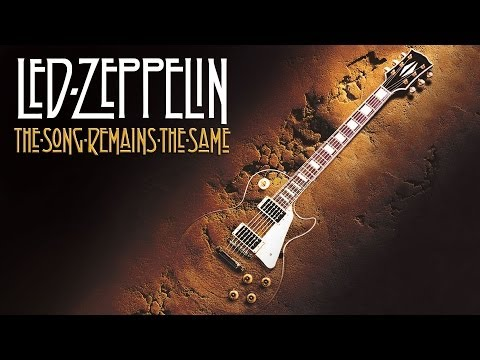 Led Zeppelin The Song Remains the Same 1976