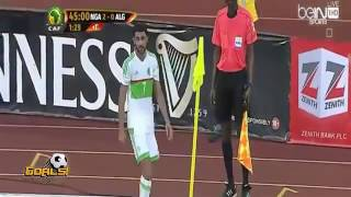 Nigeria vs Algeria (3 - 1) 2016 World Cup Qualifier