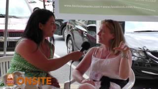 Penn Street Market,  Experience! OnSite Meet Sara Richter Cosentin