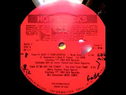 Keep It Confidential (Hot Tracks) - Nona Hendryx