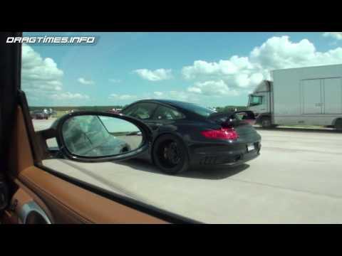 Porsche 911 DMY vs Toyota Supra vs 911 GT2 vs GTR Sportec vs 911 Evotech