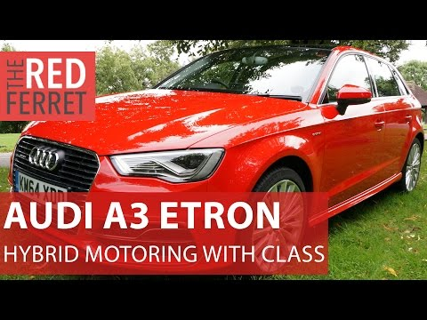 2015 Audi A3 Sportback ETron - Hybrid Motoring Done With Style And Effect [Review]