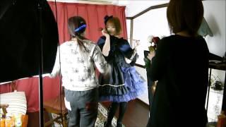 IKUMIX(中上育実)Fatalismジャケット撮影メイキング2 Actor/IKUMIX(...