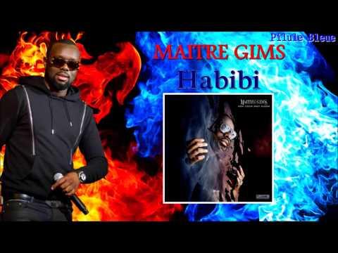 MAITRE GIMS HABIBI PILULE BLEUE MP3 СКАЧАТЬ БЕСПЛАТНО