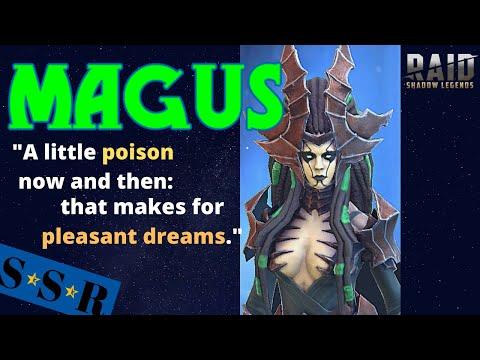 Magus, the Toxic Avenger   Raid: Shadow Legends
