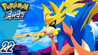 La capture de ZACIAN ! - Pokémon Épée 🔹22 - Let's Play
