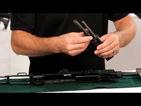 How to Disassemble an Uzi | Gun Guide
