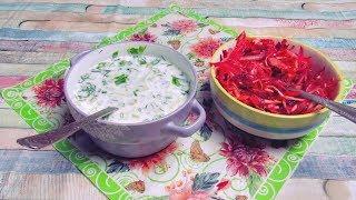 Как приготовить салат Щетка - рецепты блюд для похудения кефирный суп и салат Щётка