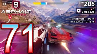 ASPHALT 9 Legends Switch Walkthrough - Part 71 - Chapter 5 Class S Master