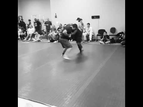 Richard hunt jiu-jitsu clip