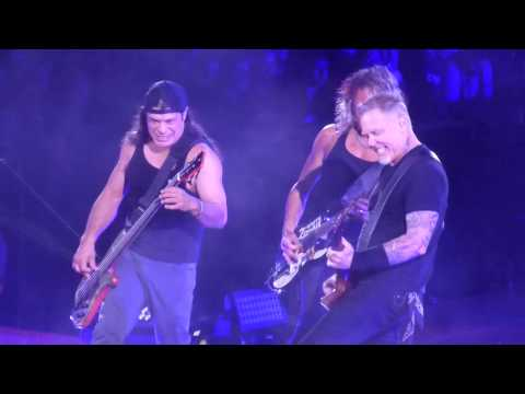 Metallica - One (Live in Copenhagen, February 3rd, 2017)