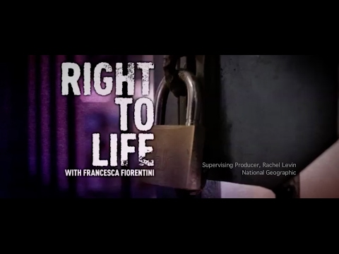 National Geographic Explorer 'Right to Life' Supervising Producer Rachel Levin