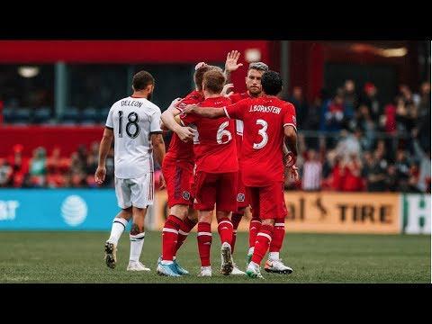 HIGHLIGHTS: Chicago Fire 2-2 Toronto FC   September 29, 2019