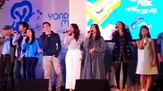 Isyana Ariel Raisa Afghan Iwan Fals Dll Live Perform