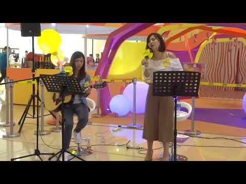 Winnie Tong × Summer《你是我的女人+阿門+戀愛預告+ IF I Ain't Got You + 心寒+木紋》@ Apm Music Live (30/9/2017)