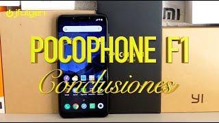POCOPHONE F1 - Conclusiones