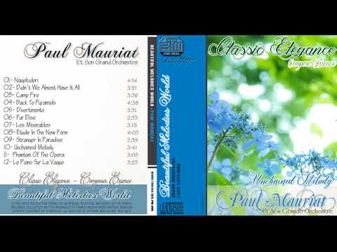 CEC - Paul Mauriat - Nagekidori