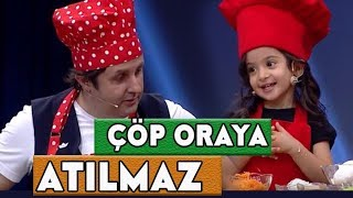 İLKER AYRIK'I UYARDI - ÇÖP ORAYA ATILMAZ / 10 Numara 5 Yıldız