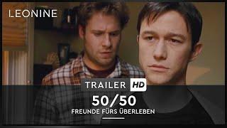 50/50 - Freunde fürs (Über)leben - Trailer (deutsch/german)