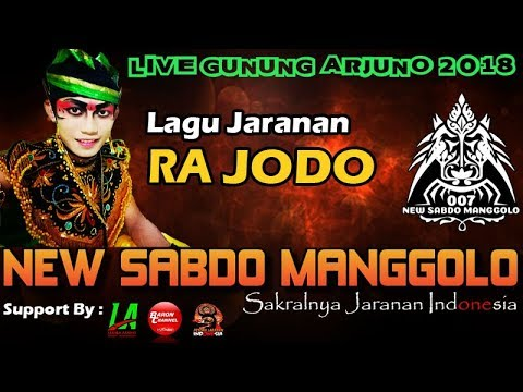 RA JODO (Jaranan) Cover Voc IKA Lovers - NEW SABDO MANGGOLO Live GUNUNG ARJUNO Purwodadi 2018