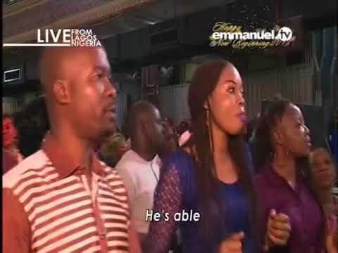 EMMANUEL TV LIVE SERVICE SUNDAY 14 01 2018 TESTIMONIES NKETIAH JOSEPH VIDEO  2 OF 9
