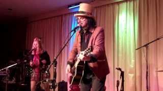 hurdy gurdy man performed live by the grand slambovians 2014 01 24 bull run restaurant