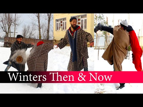 Winters Then and Now |  JK Kalakars | Comedy