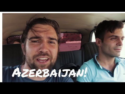 How to hitchhike in Azerbaijan!