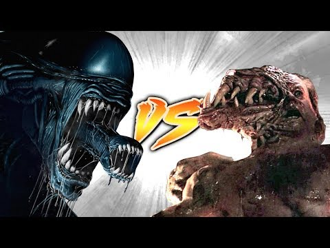 THE THING VS XENOMORPH Who Would Win?