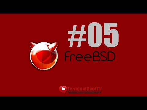Instalando Aplicativos E Customizando O FreeBSD