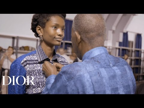 Discover The Collaboration With Monsieur Pathe'O For Dior's 2020 Cruise Collection