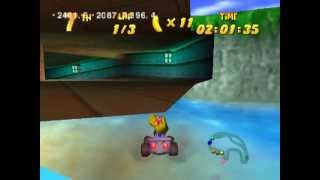 Diddy Kong Racing - Glitches #05