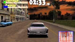 Driver 2 Gameplay Missions Part 2 - Havana