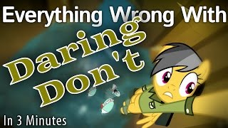 (Parody) Everything Wrong With Daring Don