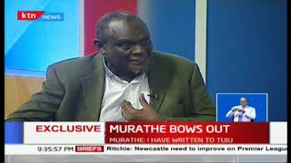 EXCLUSIVE One on One with David Murathe (Part 2)|CHECKPOINT