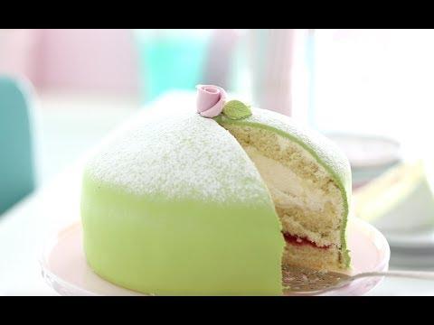 A  Classic Swedish Princess Cake (Klassisk prinsesstårta)