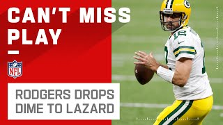 Aaron Rodgers Shows Why He's One of the Best Ever