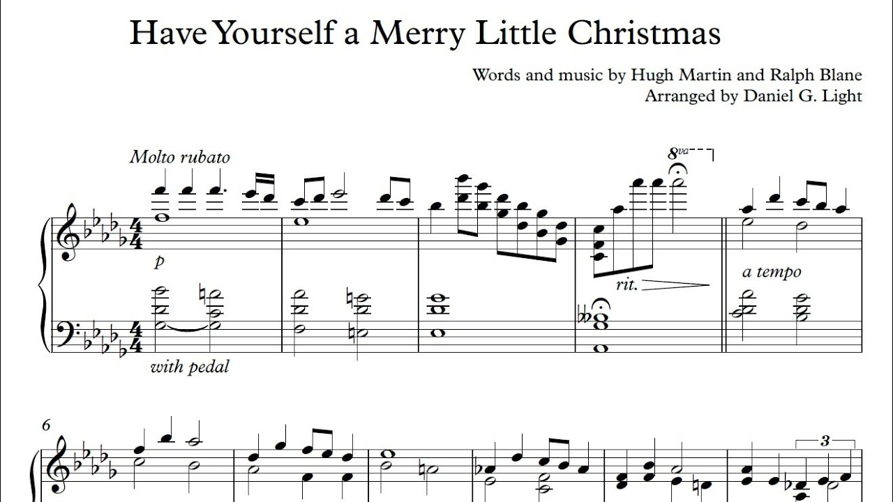 Have Yourself A Merry Little Christmas Chords.Have Yourself A Merry Little Christmas Chords Chordify