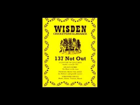 Wisden: 137 Not Out (Sample)