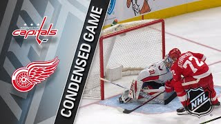 03/22/18 Condensed Game: Capitals @ Red Wings