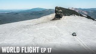 STRANDED ON TOP OF ICELAND! - World Flight Episode 17