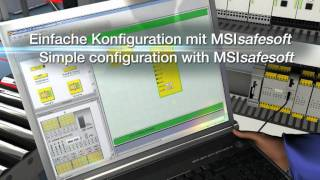 Leuze electronic Machine Safety Controller MSI100 and MSI200