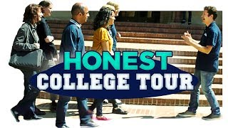 Honest College Tour thumbnail