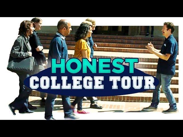 Honest College Tour