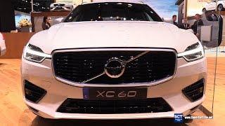 2018 Volvo XC60 - Exterior and Interior Walkaround - 2018 New York Auto Show