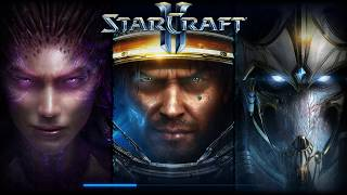 StarCraft 1st real game Super Nooob!!!!!!!!!